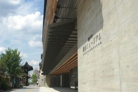 日本初!龍谷ミュージアムシアターにて、4k/60pの実写(動画)映像を4k装置で上映 ――龍谷大学