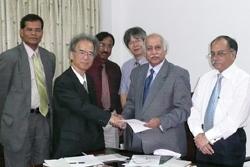 立教大学が、ダッカ大学、グラミン銀行と学術交流協定を締結