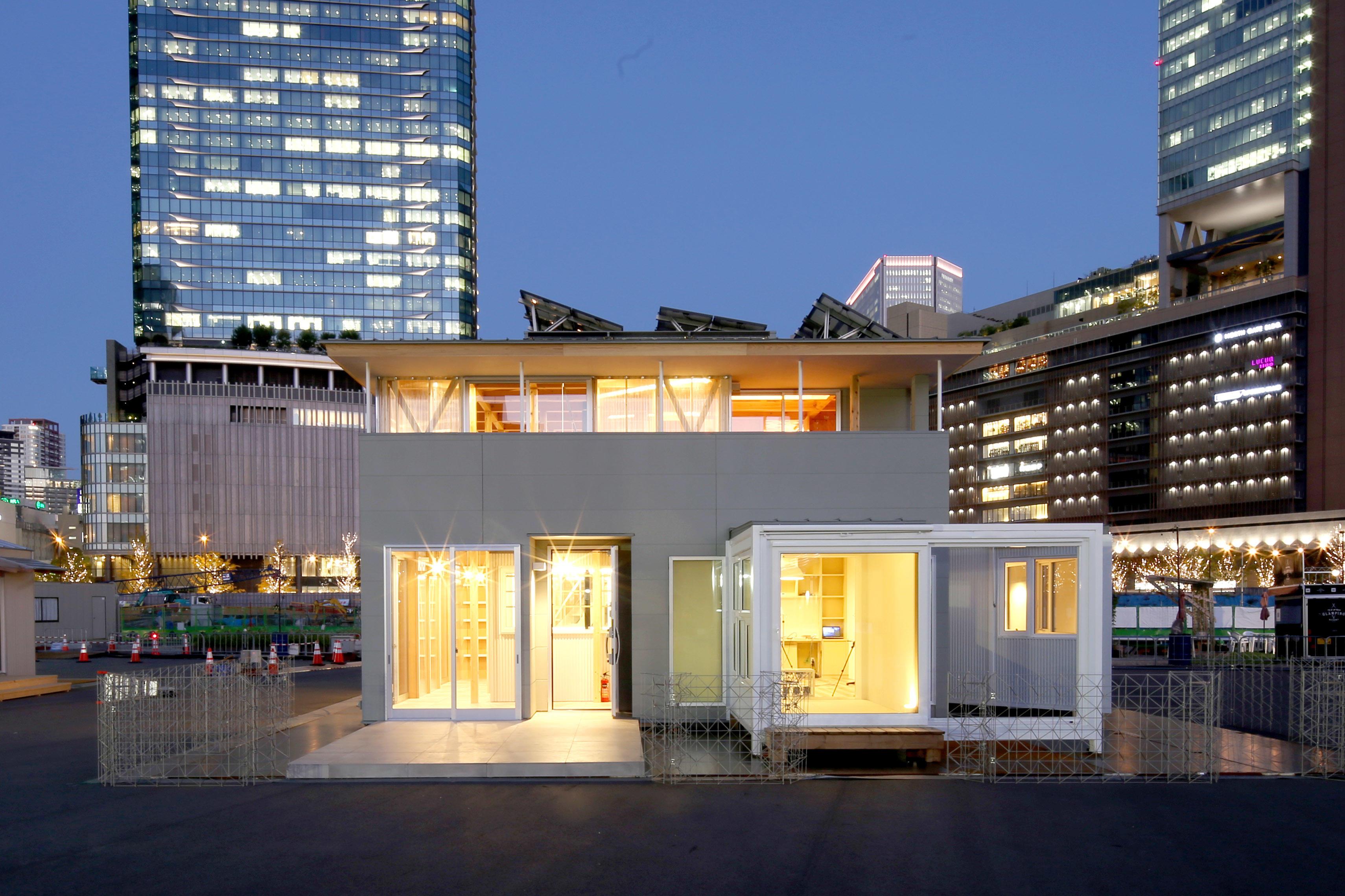 大学対抗建築コンペ「エネマネハウス2017」 うめきた2期区域でゼロエネルギー住宅を一般公開 -- 近畿大学