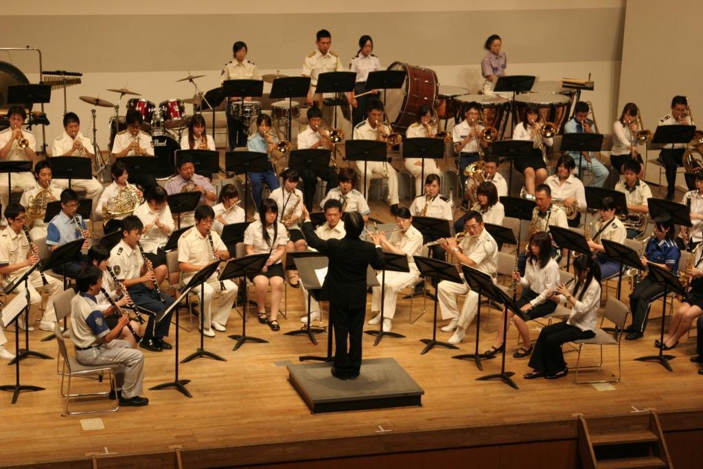 北は北海道警から南は沖縄県警までの警察音楽隊員が参加――8月26日、聖徳大学で「2011警察音楽隊研修会―吹奏楽コンサート」を開催
