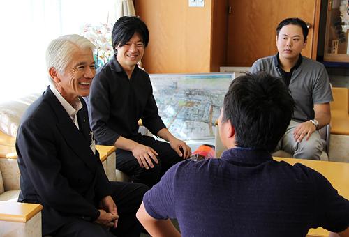 日本工業大学の学生が、高齢化が進む団地に居住し、地域活性化を目指す~春日部市官学連携団地活性化推進事業への協力~