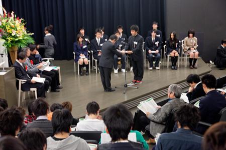 日本工業大学が高校生対象の「第25回日本工業大学建築設計競技」表彰式を開催