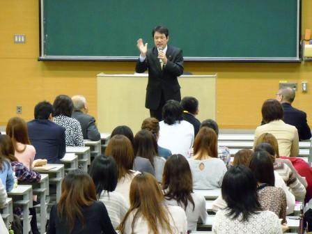 テーマは「ヘルス・アンド・ヒーリング」――大妻女子大学生が伊豆市長らに観光振興策を提案