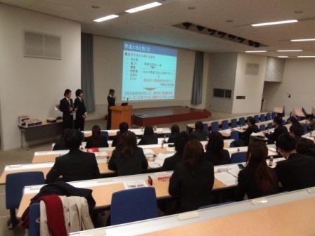 東京経済大学 経営学部 本藤貴康ゼミが「冷え性」の改善薬で大正製薬にプレゼンテーション――顧客データを分析、プロモーションを企画