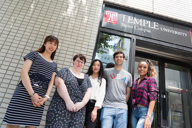 オンラインでのプレイスメント・アセスメント導入 --- 海外出身の学生も来日前/入学前にクラス分けが可能に --- 2018年秋学期から --- テンプル大学ジャパンキャンパス