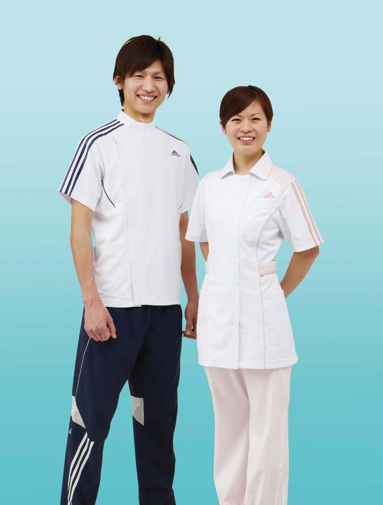摂南大学看護学部(2012年4月開設予定)が、全国で初めてadidasの実習衣を採用 ~アスリートに匹敵する看護師の動きに対応した機能性と快適性を誇る