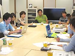東京工科大学メディア学部の学生らが「ユーミンプロジェクト」をサポート