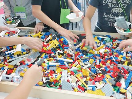 思考力×創造力×表現力で勝利をつかむ 聖学院中高・第8回「レゴキング選手権」開催 ~9月実施回より、思考力セミナーを5年生まで拡大~