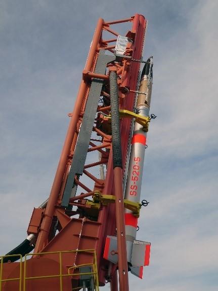 ◆関西大学発の技術が再び宇宙へ!◆世界最小級JAXA衛星ロケット「SS-520 5号機」に関大発ベンチャーが開発したイオン液体電池を搭載~化学生命工学部が発見した技術を基に宇宙ロケット用電池を開発~