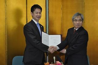 広島県と立命館大学の「就職支援に関する協定の締結」について