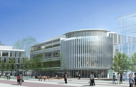 5大学連合、定期往復便で専門外の書物も手元に――東京経済大学の新図書館は「学びの共有スペース」に