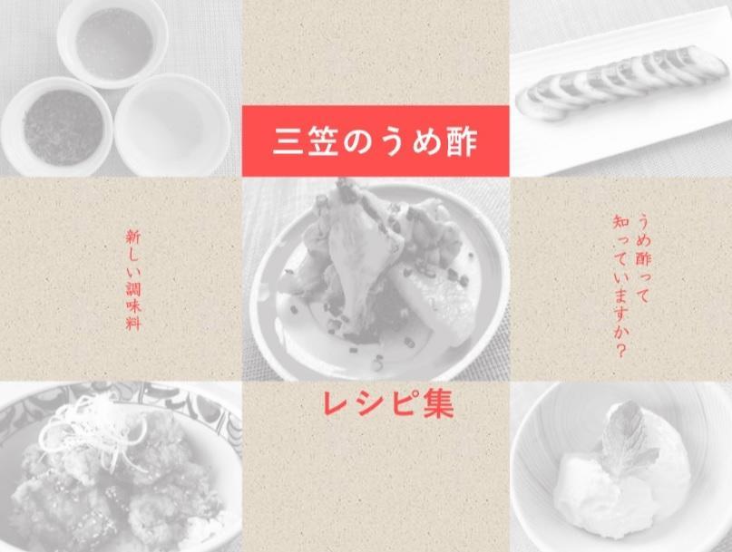 酪農学園大学の学生による「三笠うめ酢レシピ集」が好評 -- うめ酢を使用した「たこのカルパッチョ」や「ジューシーから揚げ」などを考案