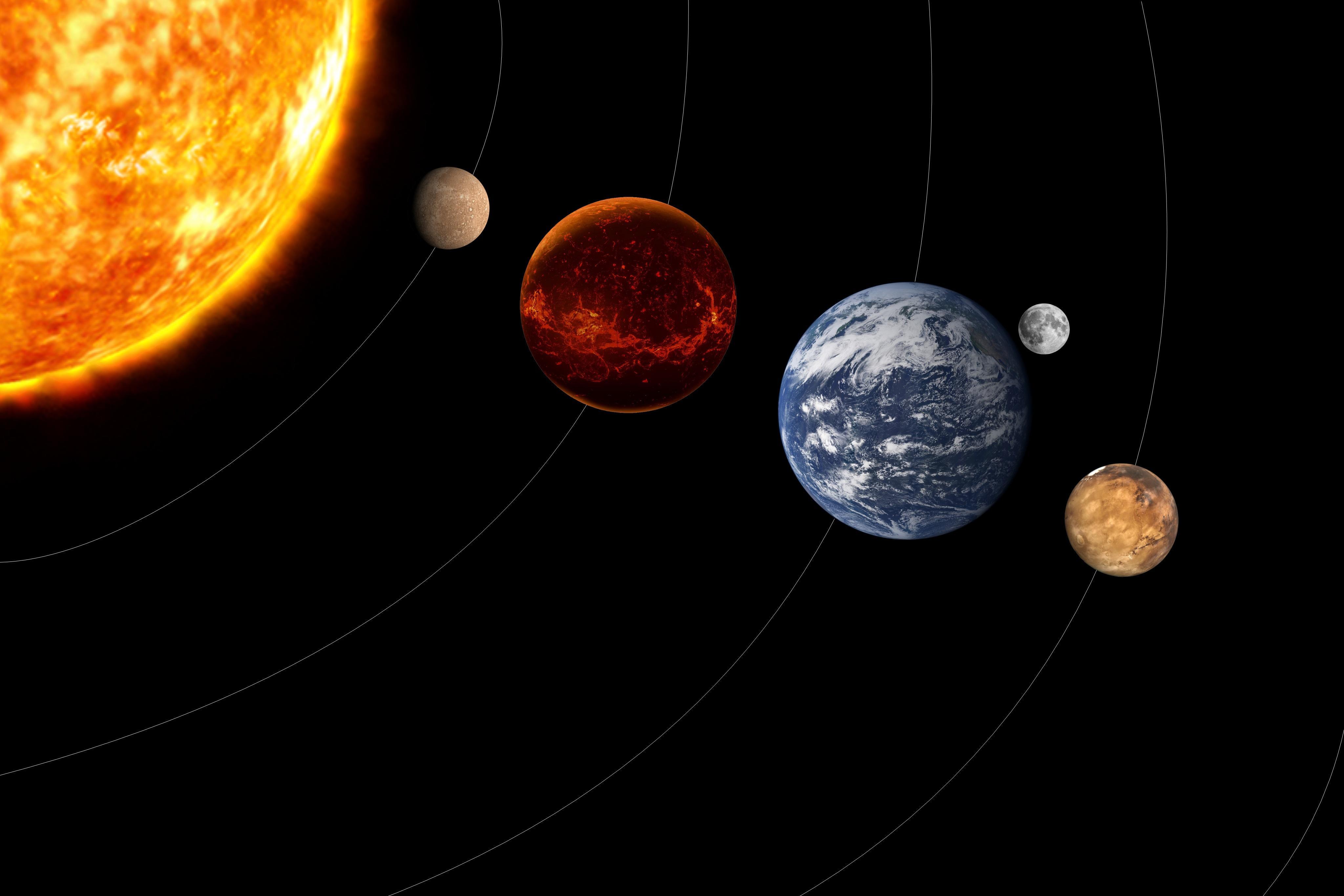 数値シミュレーションにより地球型惑星の形成を再現 水星・金星・地球・火星の軌道、質量と水の起源の解明への第一歩