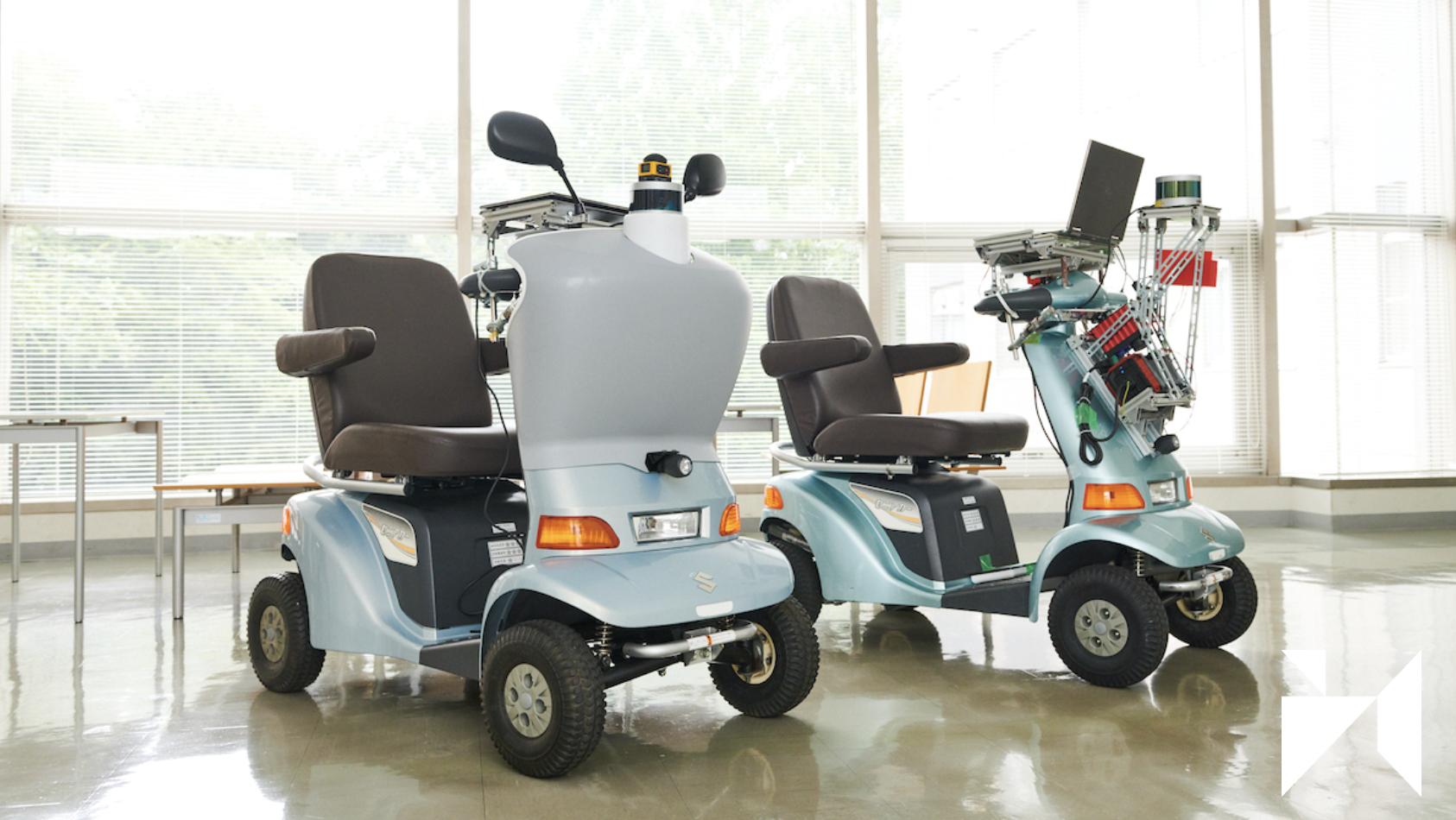 自動運転シニアカーの実証実験・体験試乗会を実施します -- 9月13日(月)から17日(金)  コクーンシティ・さいたま新都心 --
