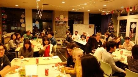 国際村''Musashi Communication Village(MCV)''で12/21(木)英語による「クリスマスイベント2017」を開催 -- 武蔵大学
