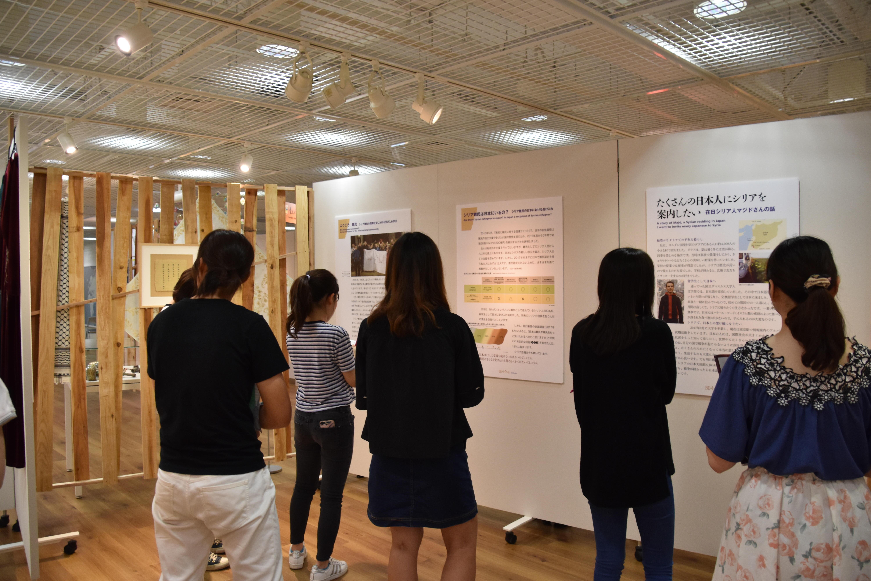 聖心女子大学が「アジア・アフリカの難民・避難民展」ワークショップを随時実施 -- 参加者が主体となって考え、話し合いを通じて学ぶ