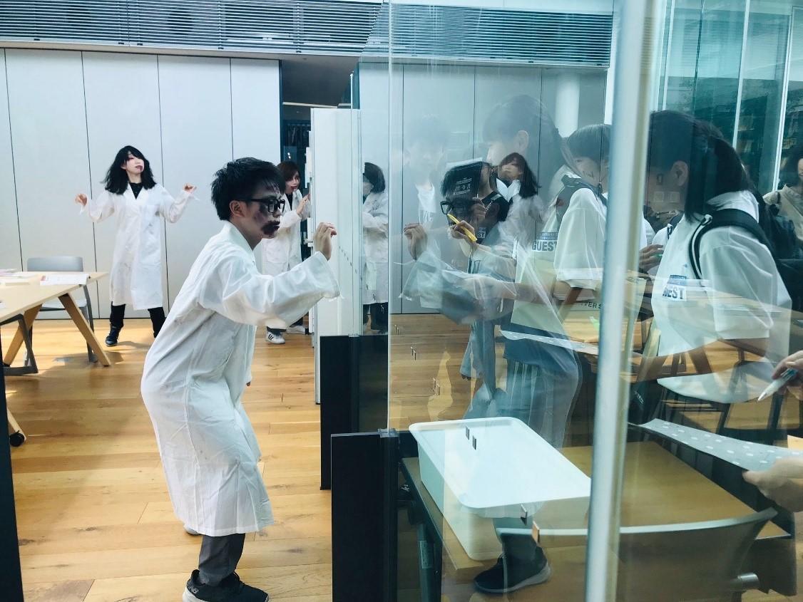 西日本最大!近畿大学オープンキャンパス開催「ゾンビだらけの謎解きイベント」を8月も開催