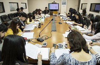 日中韓キャンパスアジア・プログラム 5月7日より日本で開講 ~国境を越え活躍する東アジアの次世代リーダーを養成~立命館大学