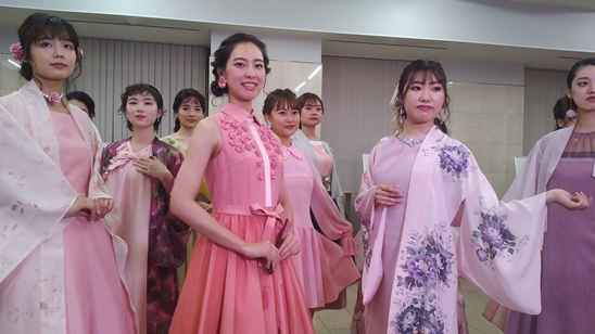 共立女子大学がSDGsに向けた地域連携ファッションショーを開催 -- 地域連携・大学間連携で一大プロジェクトに --