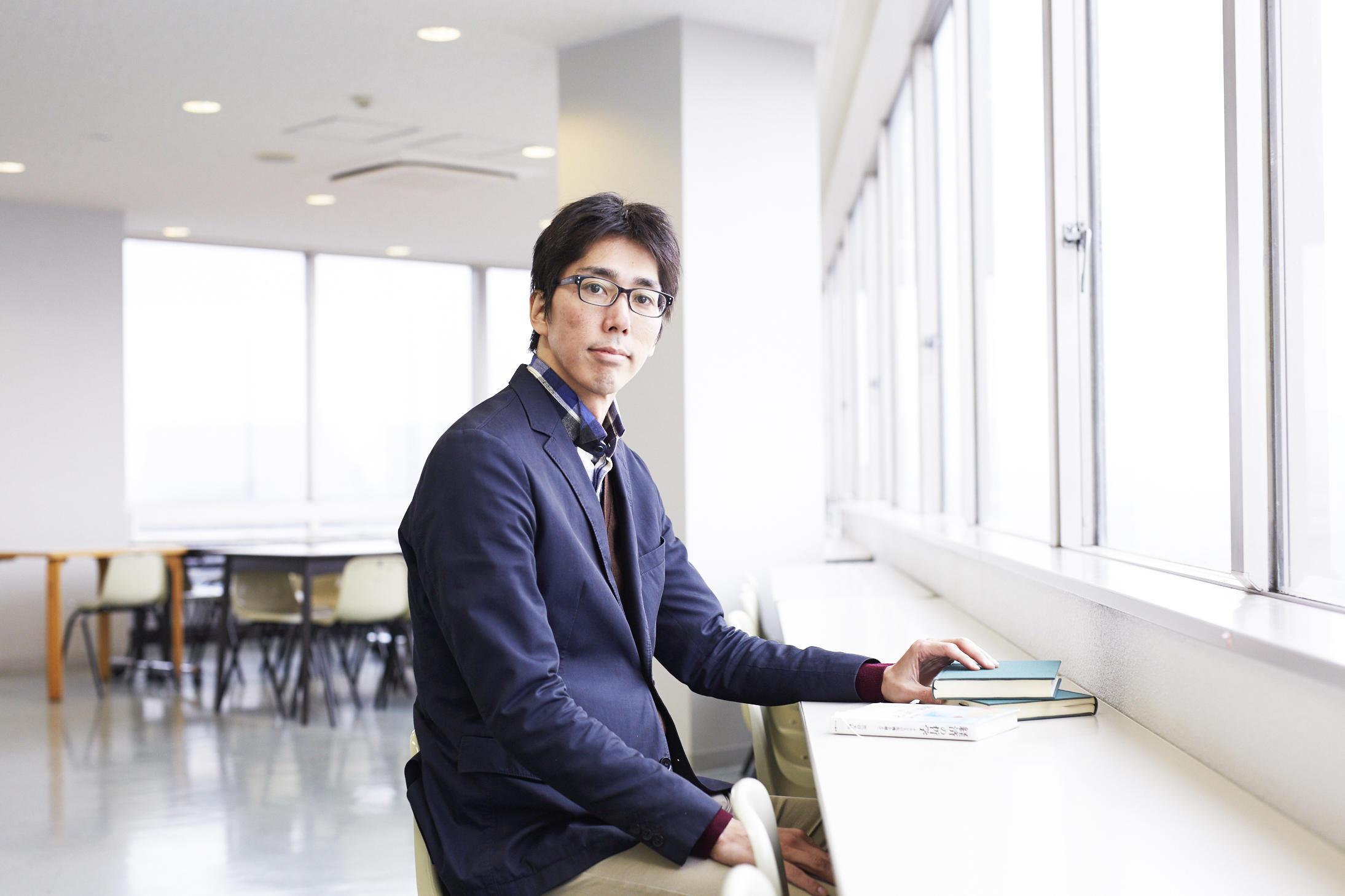 日本文藝家協会が江戸川大学基礎・教養教育センター長の荒谷大輔教授を会員に推薦