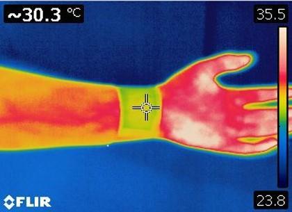 芝浦工大 高性能ウェアラブル体温発電素子の低コスト製造