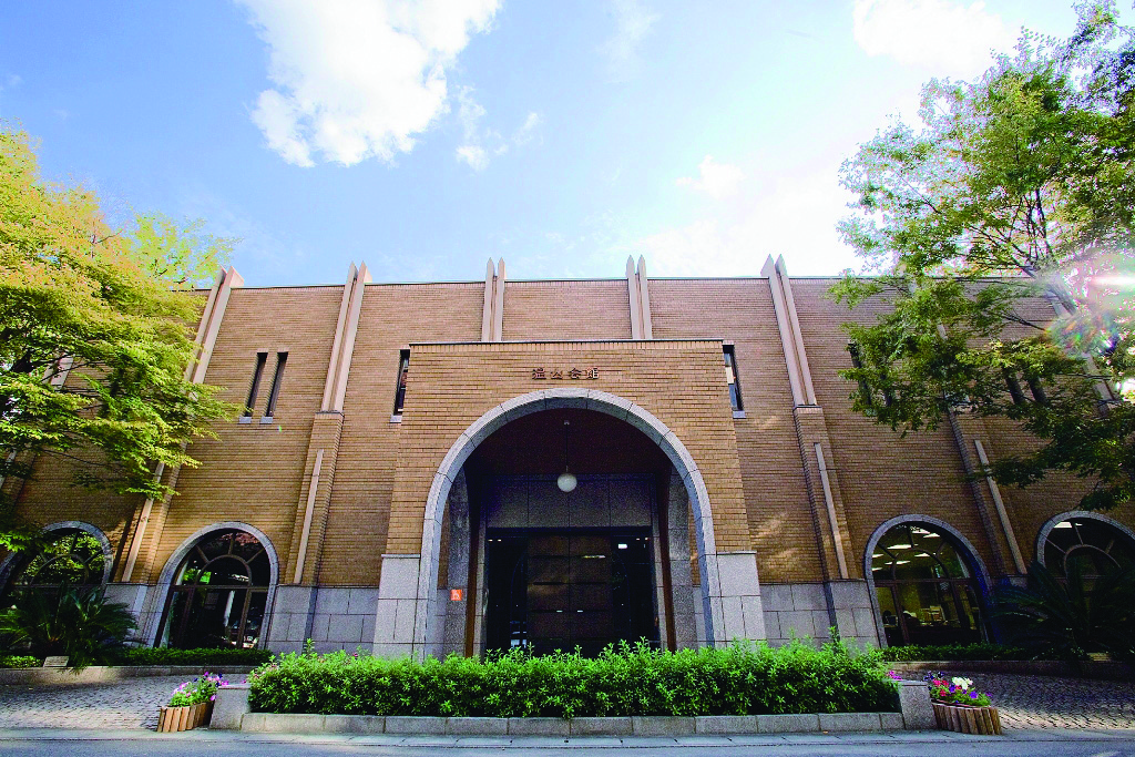 松山大学が11月24日に「メモリアルキャンパスウエディング」を開催――同大卒業生がキャンパス内で挙式