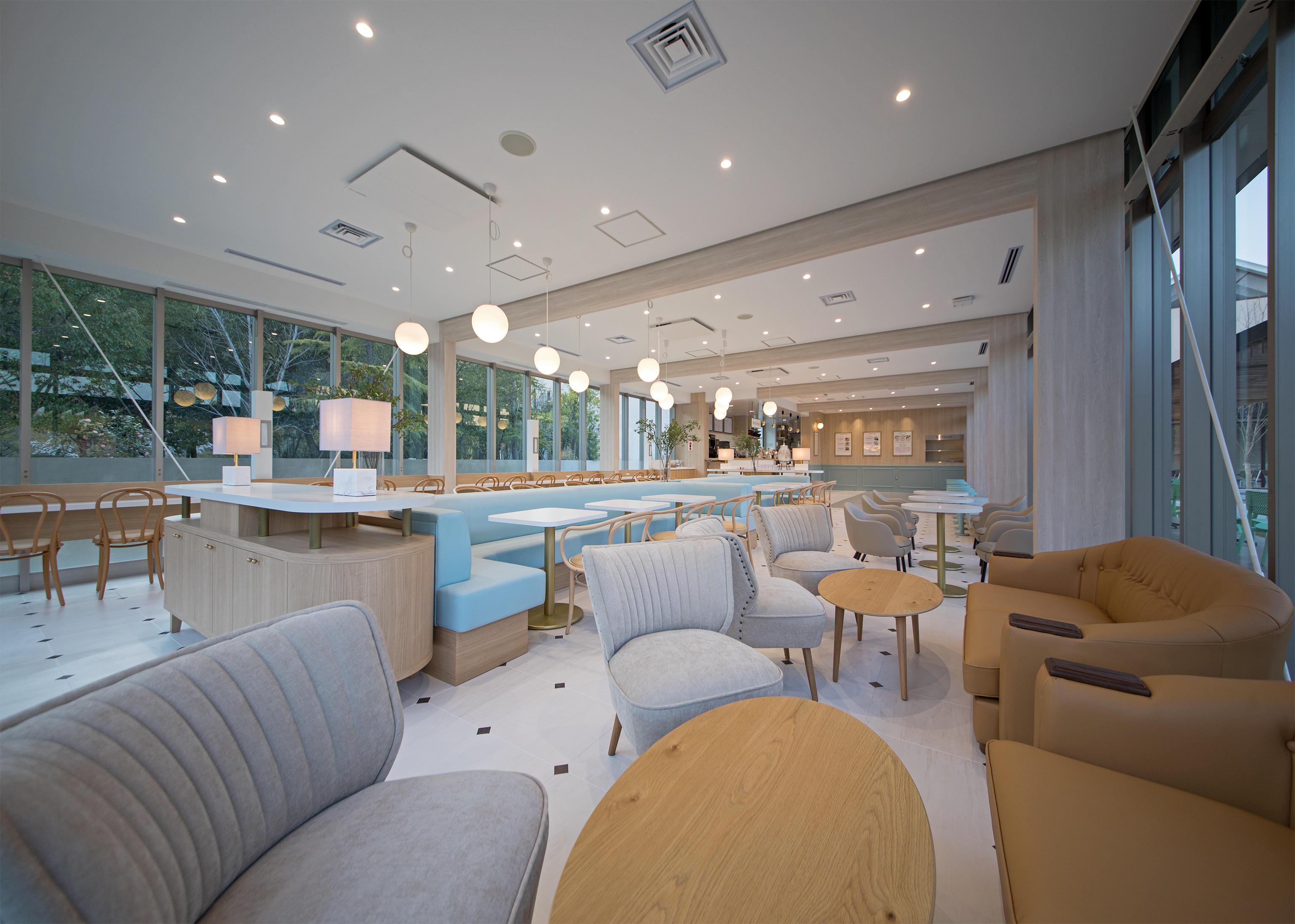 9/14(月)2つの新施設が同時オープン! 地域密着&SDGsの取り組み&キャッシュレス対応「杜cafe+ku(もりかふぇ くー)」 クリエイティブな発想を創出する空間「TERACO LAB.(てらこ らぼ)」