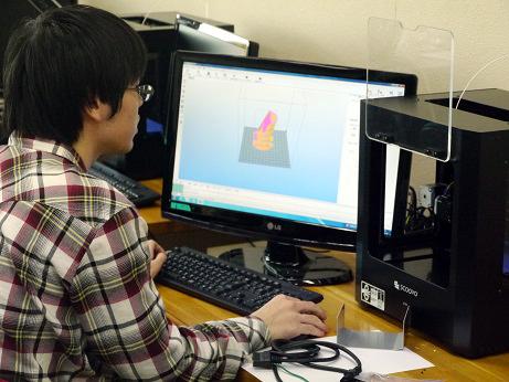 東京工科大学メディア学部が演習で3Dプリンターを用いた授業「デジタル・ファブリケーション」を開始