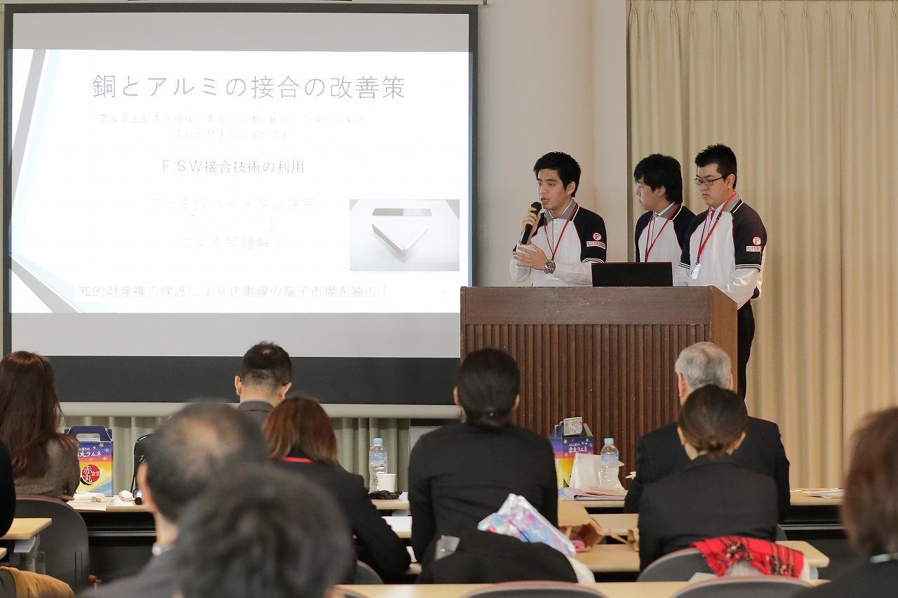 大阪工業大学の学生プロジェクト「知財PR隊」が「Ai-SPEC2017」最終発表会で優勝
