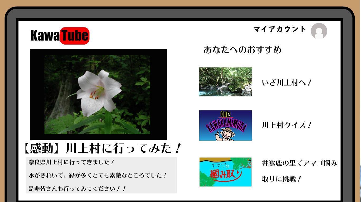 HPのウェブコンテンツ制作で村おこし -- 大阪工業大学情報科学部生が若者の感性を生かし奈良県川上村の魅力を発信 --