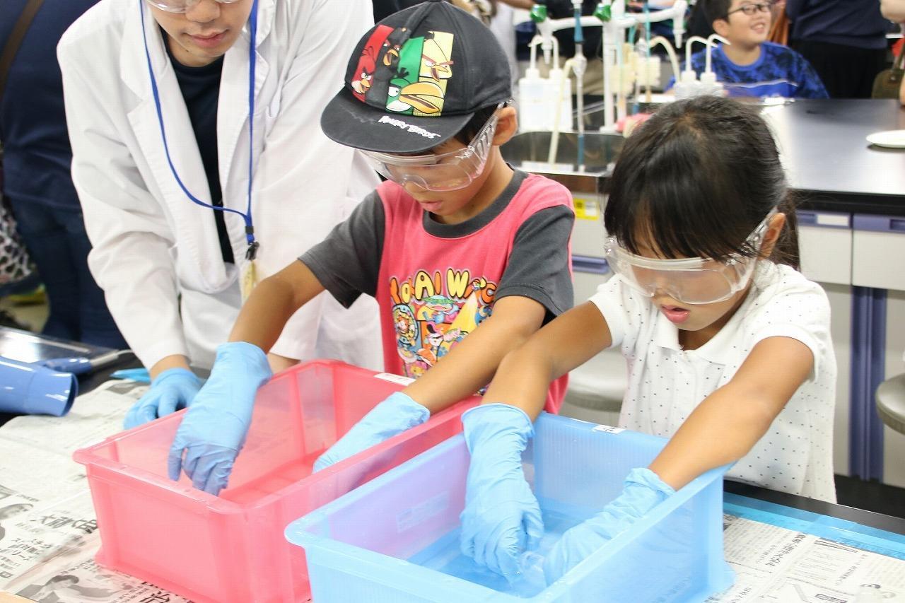国内最多クラスの全91プログラム 子ども科学体験イベント「工作・実験フェア2018」を開催 -- 大阪工業大学