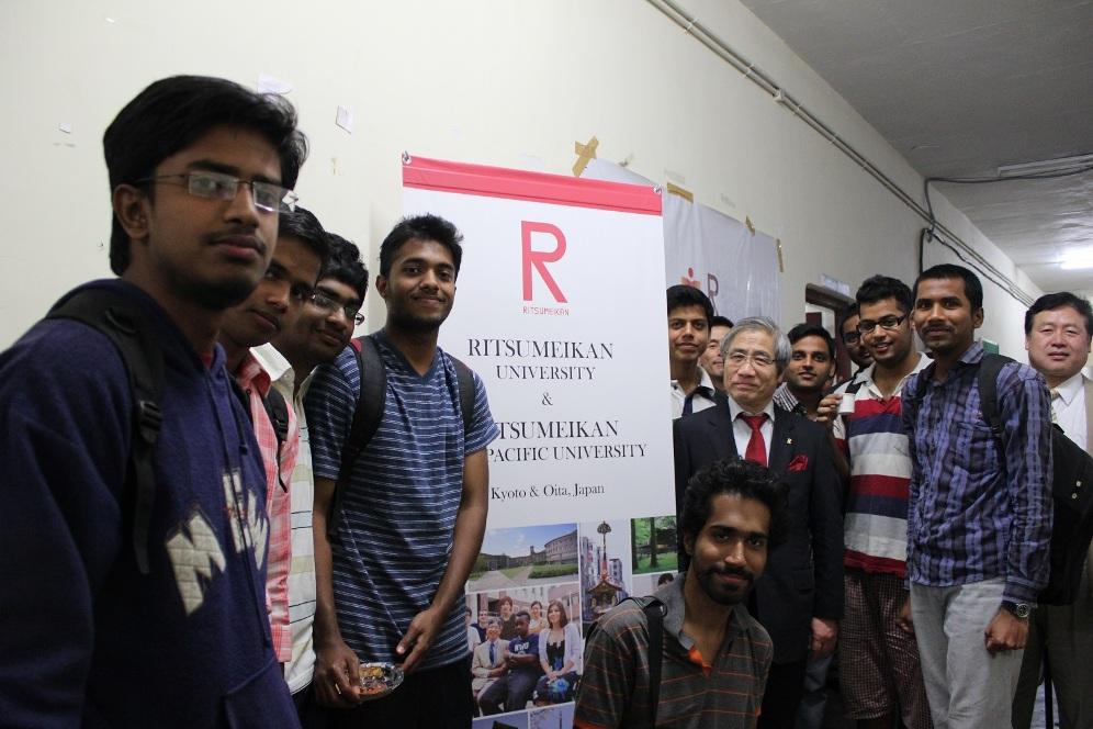 立命館大学がインド工科大学ハイデラバード校(IIT-H)との協力協定を締結――協定締結記念研究フォーラム「IITH-Ritsumeikan SCIENCE WORKSHOP」を同時開催