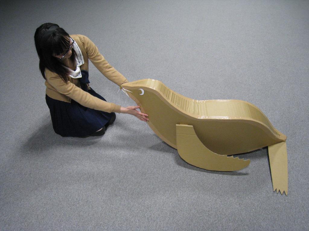 東京工科大学デザイン学部beeプロジェクトが3月29日(土)・30日(日)にすみだ水族館で「春休み特別ワークショップ」を開催