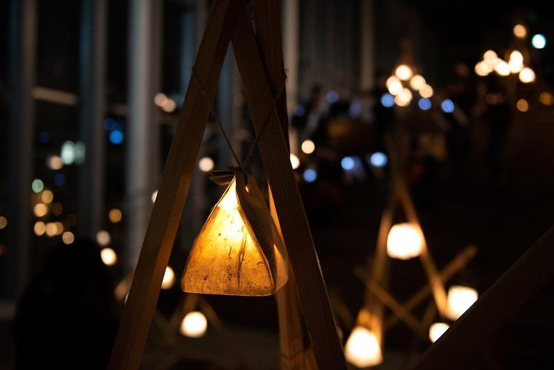 7月5日(金)、6日(土) 実践女子大学 日野キャンパスにて公開!ライトアップイベント「光の庭 -- 2019七夕」 クラシックのライブ演奏とワークショップを同時開催!~ 取材のご案内 ~