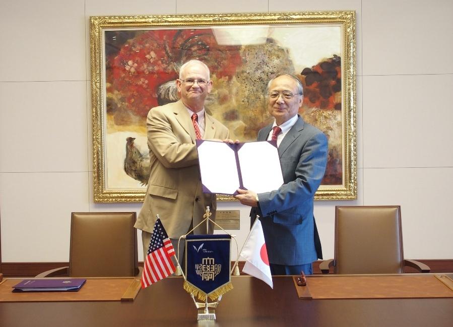 テンプル大学ジャパンキャンパスが明治大学文学部、東洋大学国際地域学部と単位互換を含む交流協定を締結