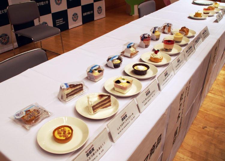 「第12回 高校生による牛乳類を使ったお菓子レシピコンテスト」の入賞作品をコンビニとホテルが商品化 -- 酪農学園大学