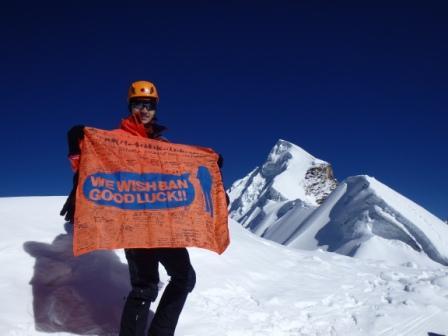 日本人最年少記録にチャレンジ! 世界最高峰 エベレスト登頂を目指す東京経済大学生