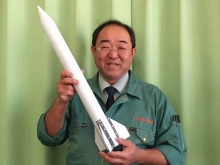 ◆「どうせ無理」なんて言わせない!下町ロケットの開発に挑む夢追い人が関西大学に!◆~関西大学カイザーズクラブ特別企画~植松電機社長・植松努氏講演会「思うは招く」&モデルロケット教室~制作から打上げまで~を開催