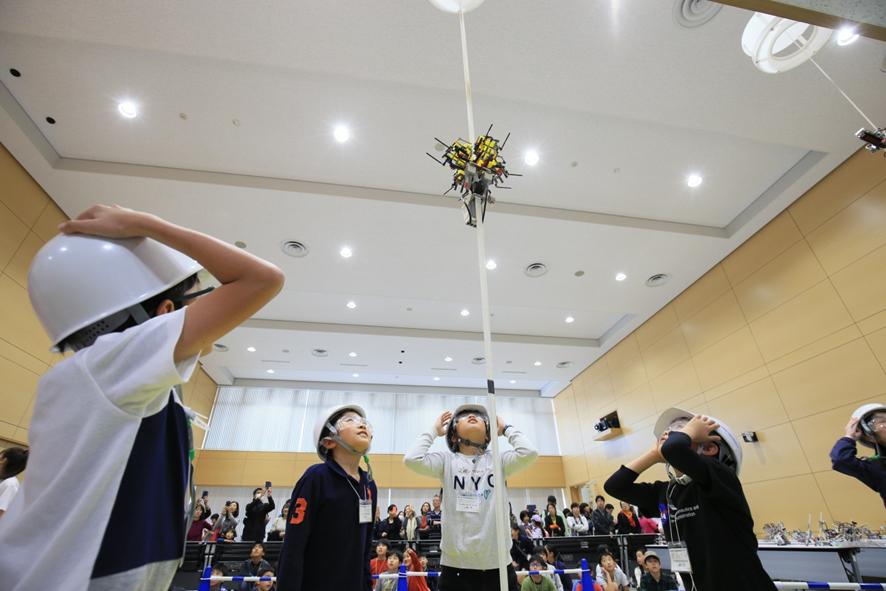 【神奈川大学】プログラミング教育にも貢献! 第6回「宇宙エレベーターロボット競技会全国大会」を開催
