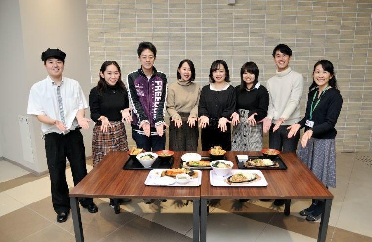 玉川大学の学食で1月21~24日にかけて「陸前高田の味力」プロジェクトを実施 -- 震災復興支援として限定メニューを学生に提供