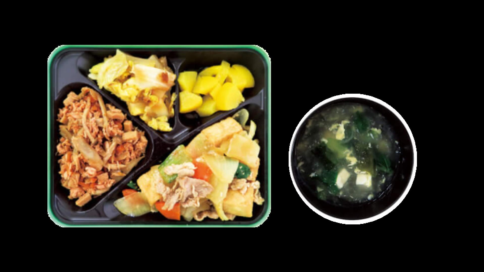 フェリス女学院大学の学生が開発に携わった給食メニュー「百人一首献立」が横浜市立中学校の配達弁当「ハマ弁」に登場