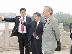 立命館大学が中国・安徽省にて大学運営幹部特別研修(中国アドミニ研修)修了生のフォローアッププログラムを実施