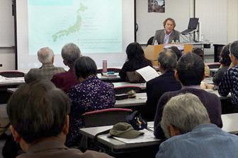 公開講座「ジャパン・アズ・ナンバースリー」~2014港区民大学~テンプル大学ジャパンキャンパスで開催