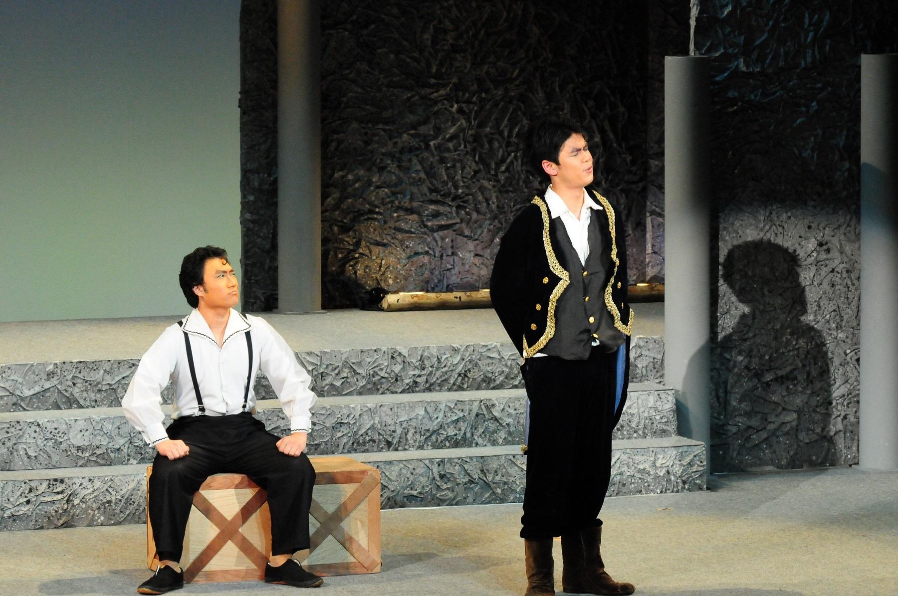 第63回シェイクスピア英語劇「ロミオとジュリエット」~大学生がシェイクスピアを英語原文で演じる――関東学院大学