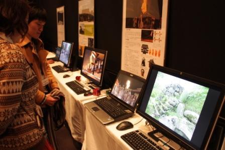 2014年度「立命館 映像展」を開催 ~映画、CG、ゲーム、メディアアートなど72作品を上映・展示~