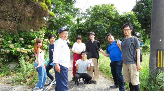 大阪国際大学国際教養学部の学生が、11月10日開催予定の「全国カレッジフットパスフォーラムin北九州」で「鹿野ちゃれっじ -- 果樹の里山をデザインする」を発表。