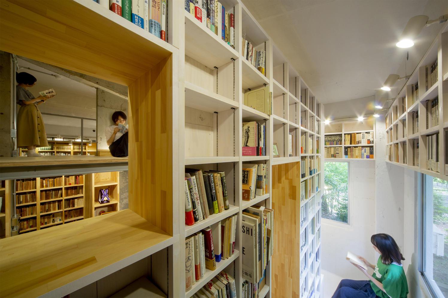 【武蔵野大学】「むさし野文学館」がグッドデザイン賞を受賞 ~新たなテクストを生み出す実験場、学生と教員の長年の努力が結実!~