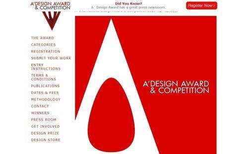 大阪成蹊大学 芸術学部の浅田伸 准教授が、国際的なデザインコンペティションであるA' Design Award & Competitionで、デザインアワードを受賞