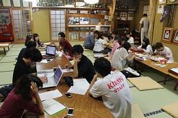 野沢温泉村に明大生を派遣 ~村の魅力発掘へ 東京の大学生の視点活かす~ 秋の政策提言に向け、6月27・28日に現地調査