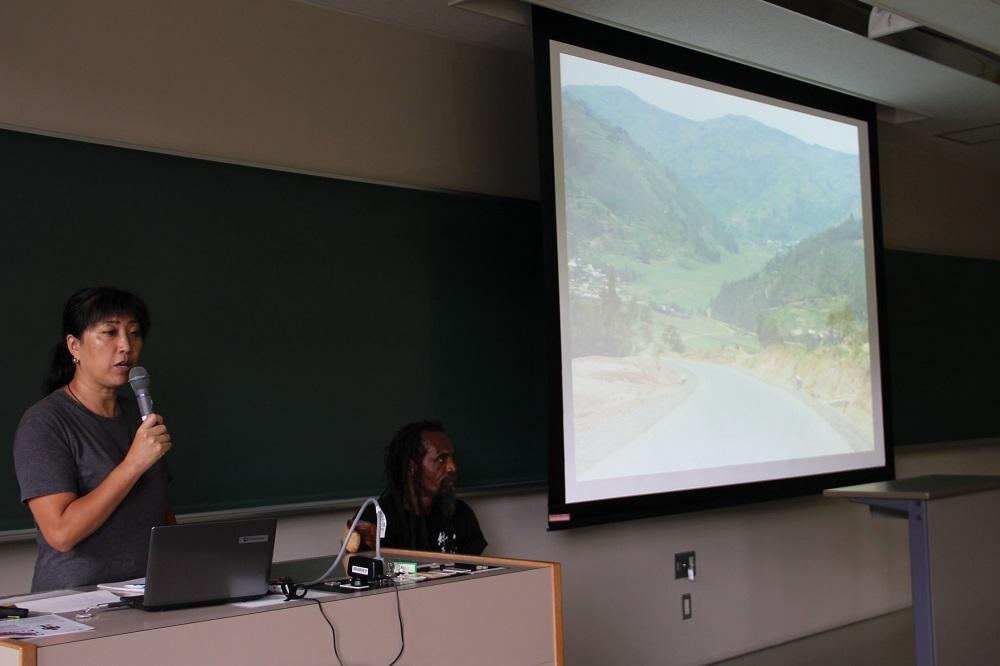 義肢装具でルワンダの障害者を救うNGO団体から学ぶ講演会を開催 -- 広島国際大学